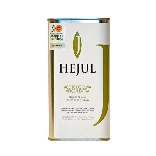Aceite Hejul lata 1 litro