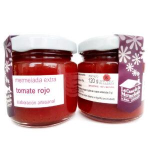 mermelada de tomate rojo -
